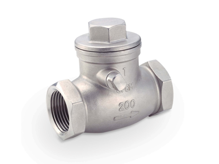 Check Valve Types >> Swing Type Check Valves | | | Industrial Valve Search ...